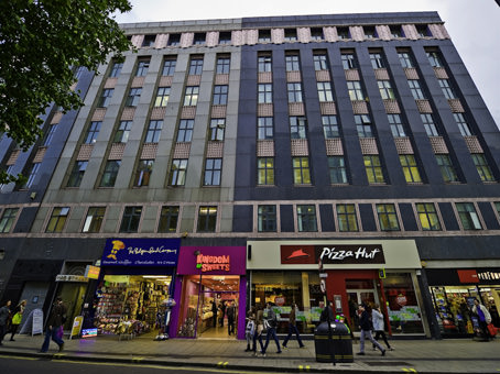 Regus Office Space, London, 81 Oxford Street