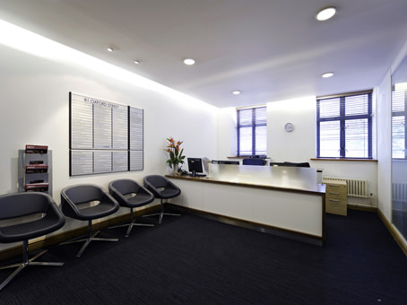 Regus Office Space in London Oxford St