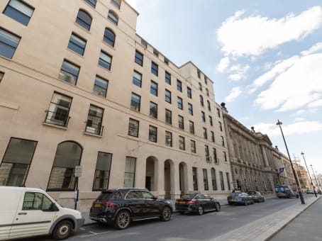 Regus Virtual Office, London Pall Mall