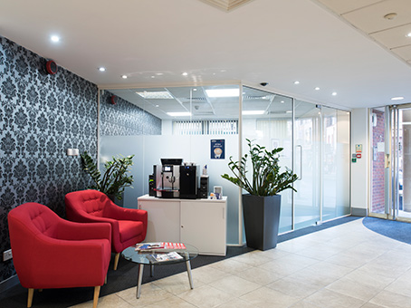 Regus Office Space in London Richmond Sheen Rd