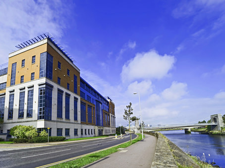 Regus Business Centre in Aberdeen Riverside Drive