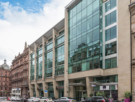 Regus Office Space, Glasgow West George Street