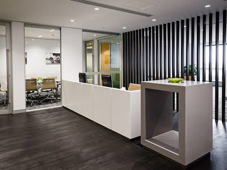 Regus Business Lounge in Brisbane Riverside