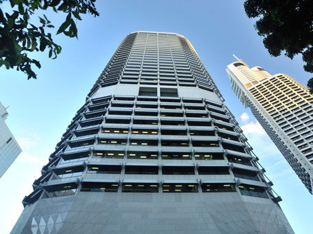 Building at Level 18, Riverside Centre, 123 Eagle Street in Brisbane 1