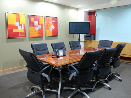Regus Business Centre in Bangalore UB City