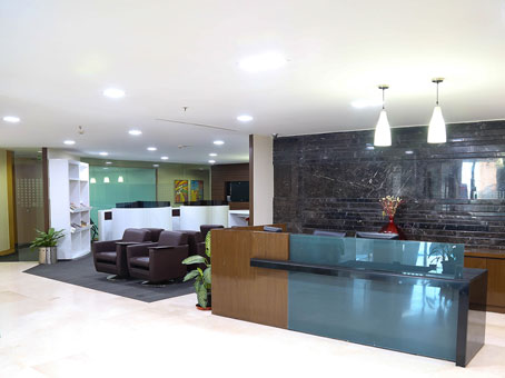 Regus Office Space in Bangalore UB City
