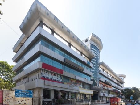 Building at Level 2, Connaught Place, Bund Garden Road in Pune 1