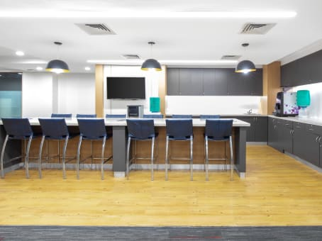 Regus Business Lounge in Gurgaon Cyber City
