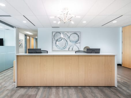 Regus Business Lounge in 201 Portage Avenue