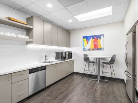 Regus Business Lounge in Soundview