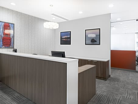 Regus Business Lounge in City Center