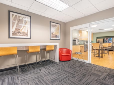 Regus Meeting Room in One Liberty Place