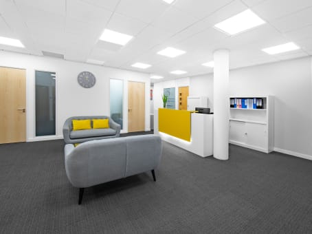 Regus Virtual Office in Norwich Stannard Place