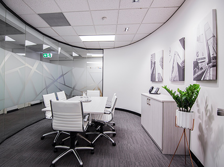 Regus Business Lounge in Perth 267 St Georges Terrace