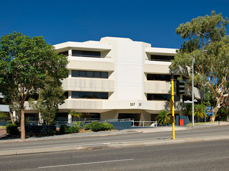 Building at Level 3, 267 St Georges Terrace in Perth 1