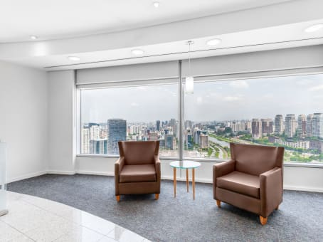 Regus Office Space in Sao Paulo E-Tower Funchal