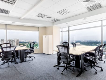 Regus Virtual Office in Sao Paulo E-Tower Funchal