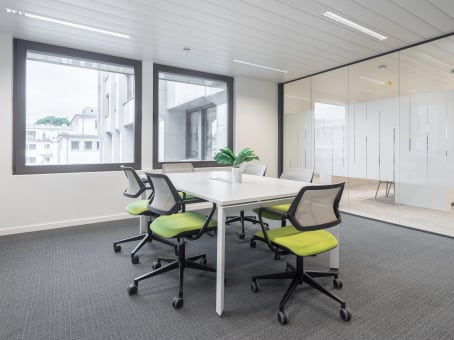 Regus Business Lounge in Luxembourg City Centre