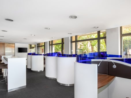 Regus Business Lounge in Sofia City West