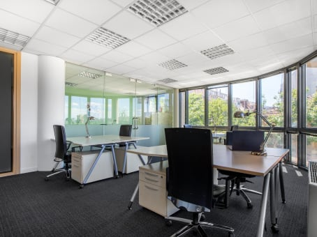 Regus Day Office in Sofia City West