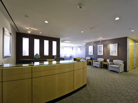 Regus Business Lounge in Downtown - City National Plaza