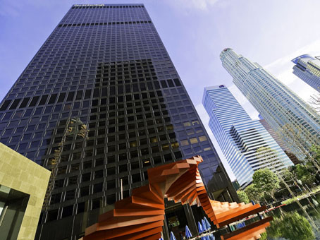 Regus Day Office, California, Los Angeles Downtown - City National Plaza