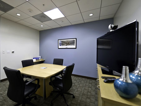 Regus Virtual Office in Downtown - City National Plaza