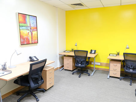 Regus Office Space in Bangalore Whitefields