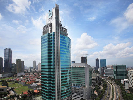 Regus Office Space in Jakarta Menara Kadin