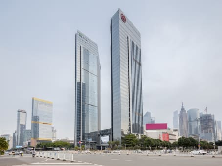 Regus Virtual Office in Guangzhou Tianhe Teem Tower
