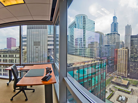 Illinois, Chicago - One South Dearborn