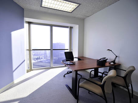 Regus Business Centre in California, Century City - The Century Plaza Towers