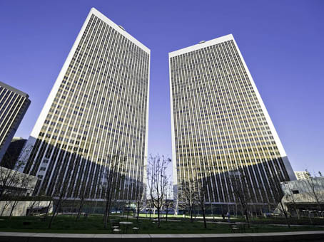 Regus Virtual Office, California, Century City - The Century Plaza Towers