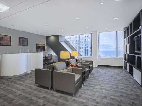 Regus Office Space in John Hancock Center