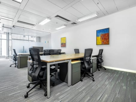 Regus Business Centre in Hong Kong Regus 100 QRC