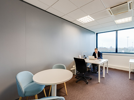 Regus Office Space in Lille Europe