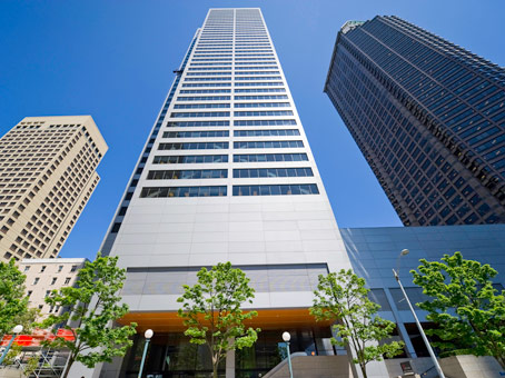 Regus Business Centre, Washington, Seattle - Bank of America Plaza