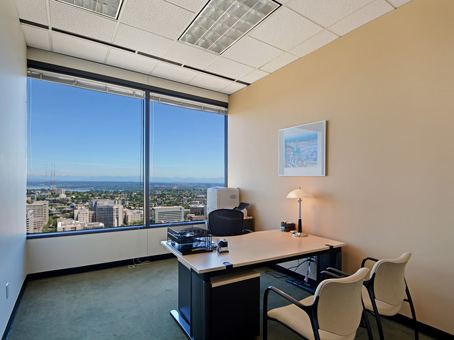 Regus Day Office in Bank of America Plaza