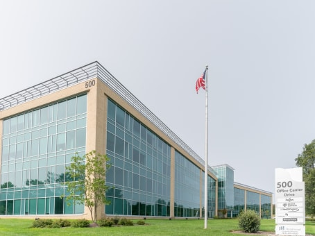 Building at 500 Office Center Drive, Suite 400 in Fort Washington 1