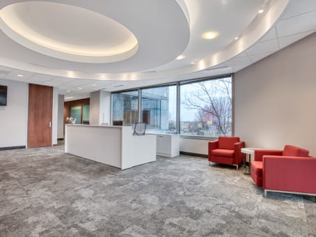 Regus Business Lounge in Corporate 500