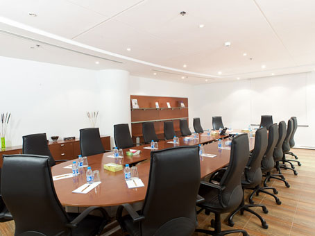 Regus Business Centre in Riyadh World Trade Centre