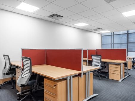 Regus Business Centre in Hyderabad Mid-Town