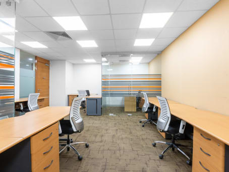 Regus Day Office in Chennai Olympia