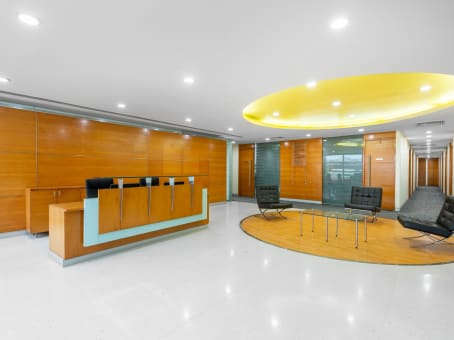 Regus Office Space in Chennai Olympia