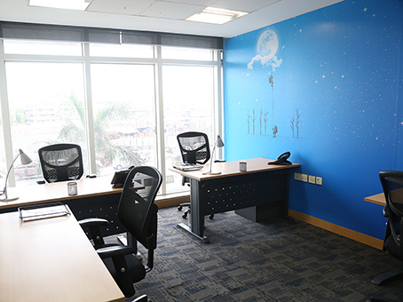 Regus Business Centre in Mumbai Bandra Kurla Complex - Trade Centre