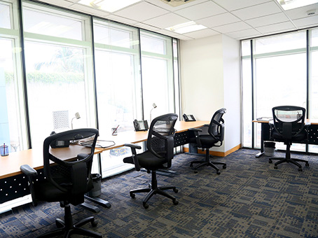 Regus Office Space in Mumbai Bandra Kurla Complex - Trade Centre