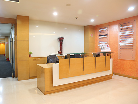Regus Virtual Office in Mumbai Bandra Kurla Complex - Trade Centre