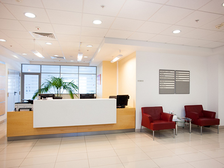 Regus Business Centre in Moscow Citydel