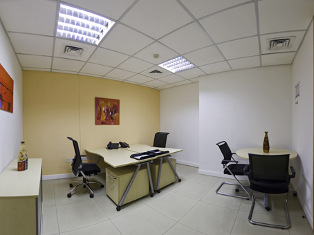 Regus Business Centre in Amman Financial District