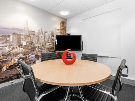 Regus Business Lounge in Auckland Chancery